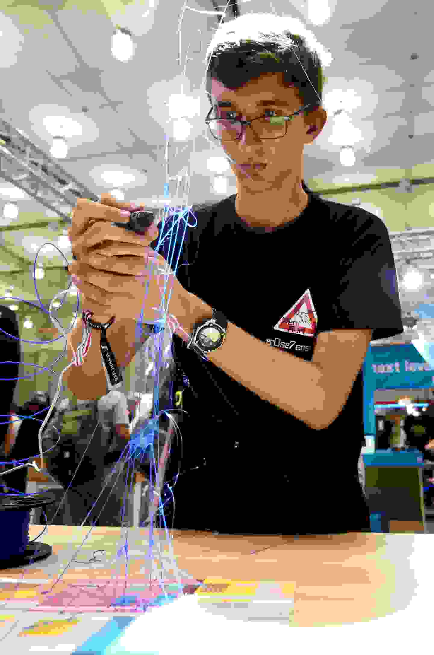 Maker Faire Hannover 2019 - 3D-Druck-Stift