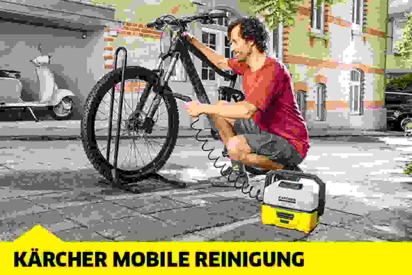 Kärcher mobile Reinigung
