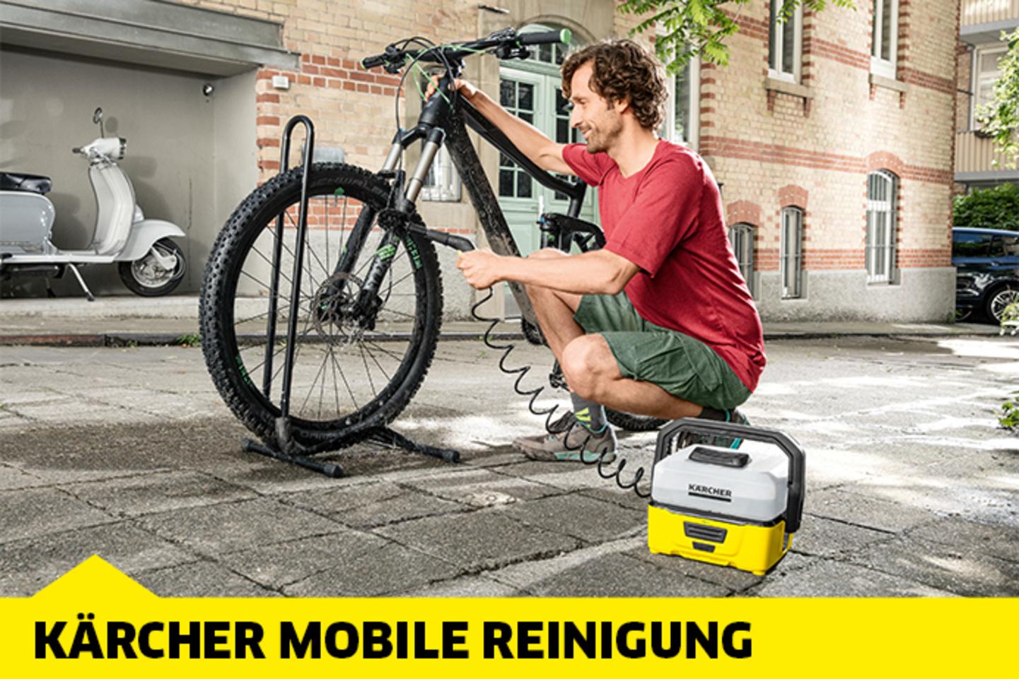 Kärcher mobile Reinigung