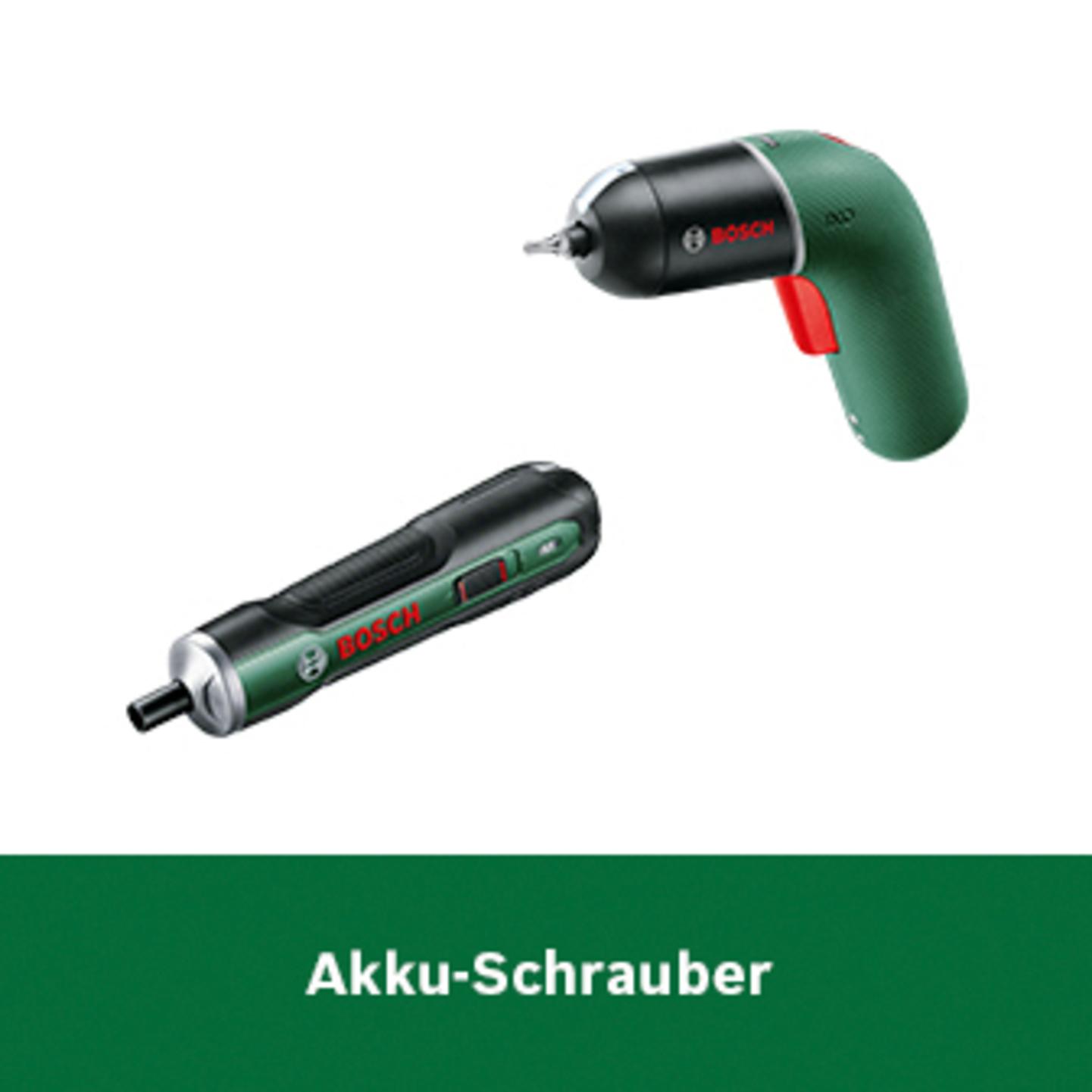 Bosch Akku-Schrauber