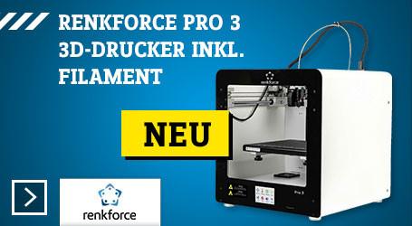 Renkforce Pro 3