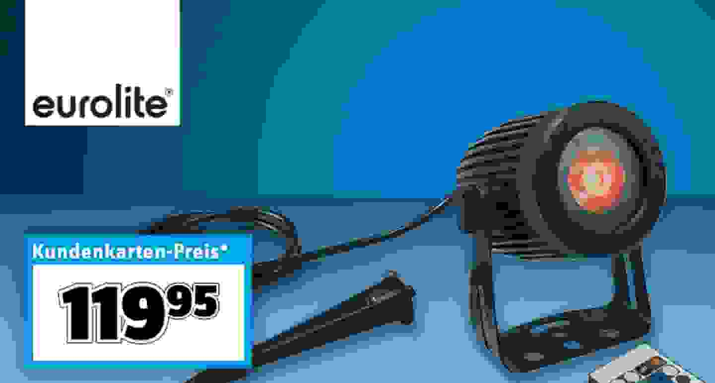 Eurolite - LED-Aussenscheinwerfer »