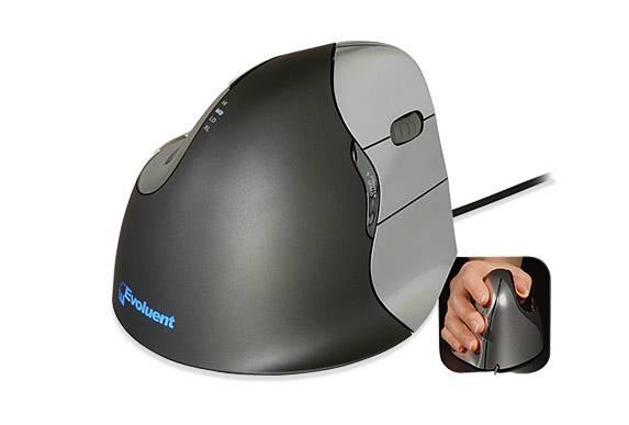 Ergonomische Maus