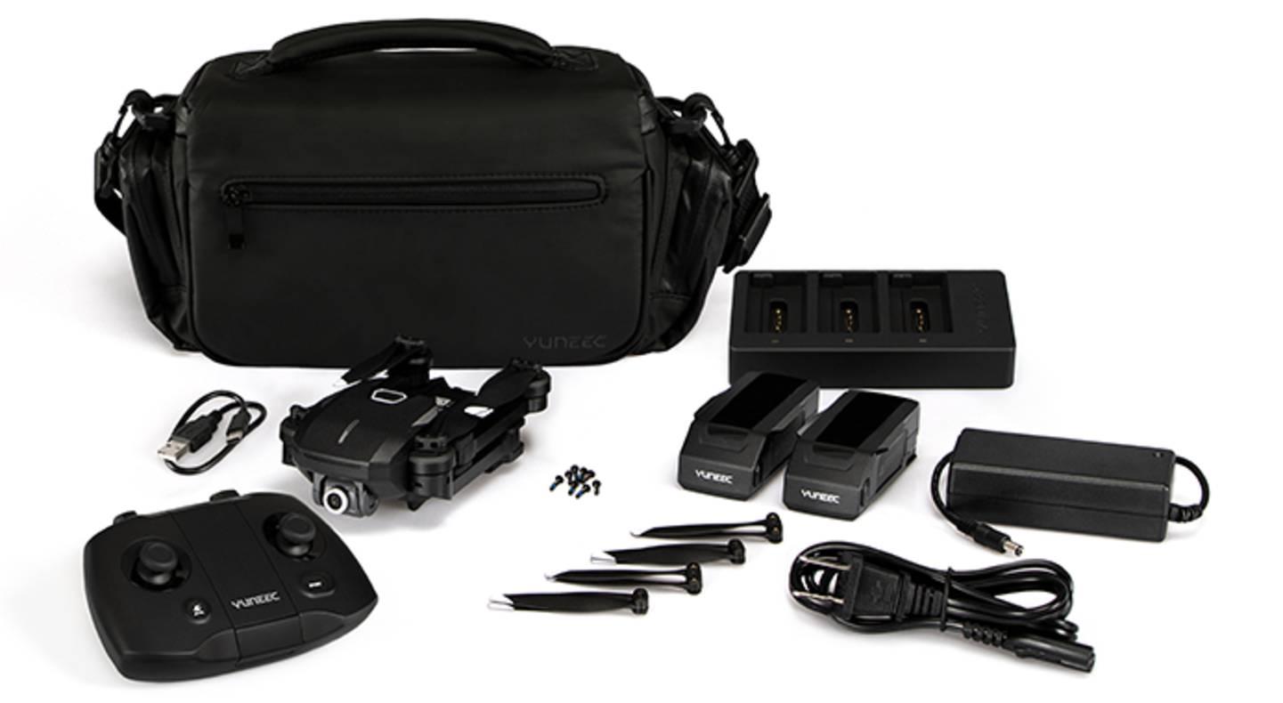 MantisQ - faltbare Kameradrohne - X-Pack