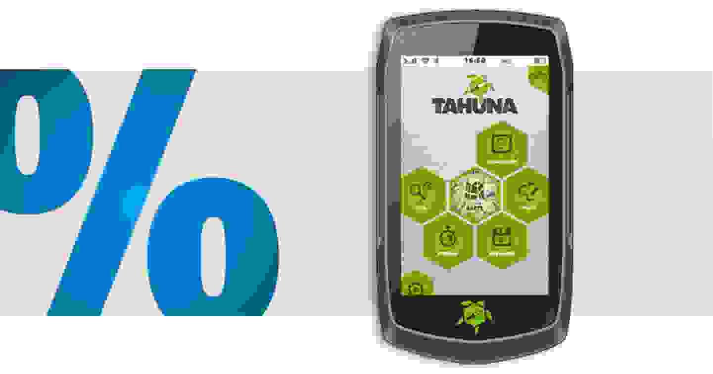 Teasi - ONE⁴ | Outdoor Navi, Wasser geschützt, GPS, Bluetooth® »