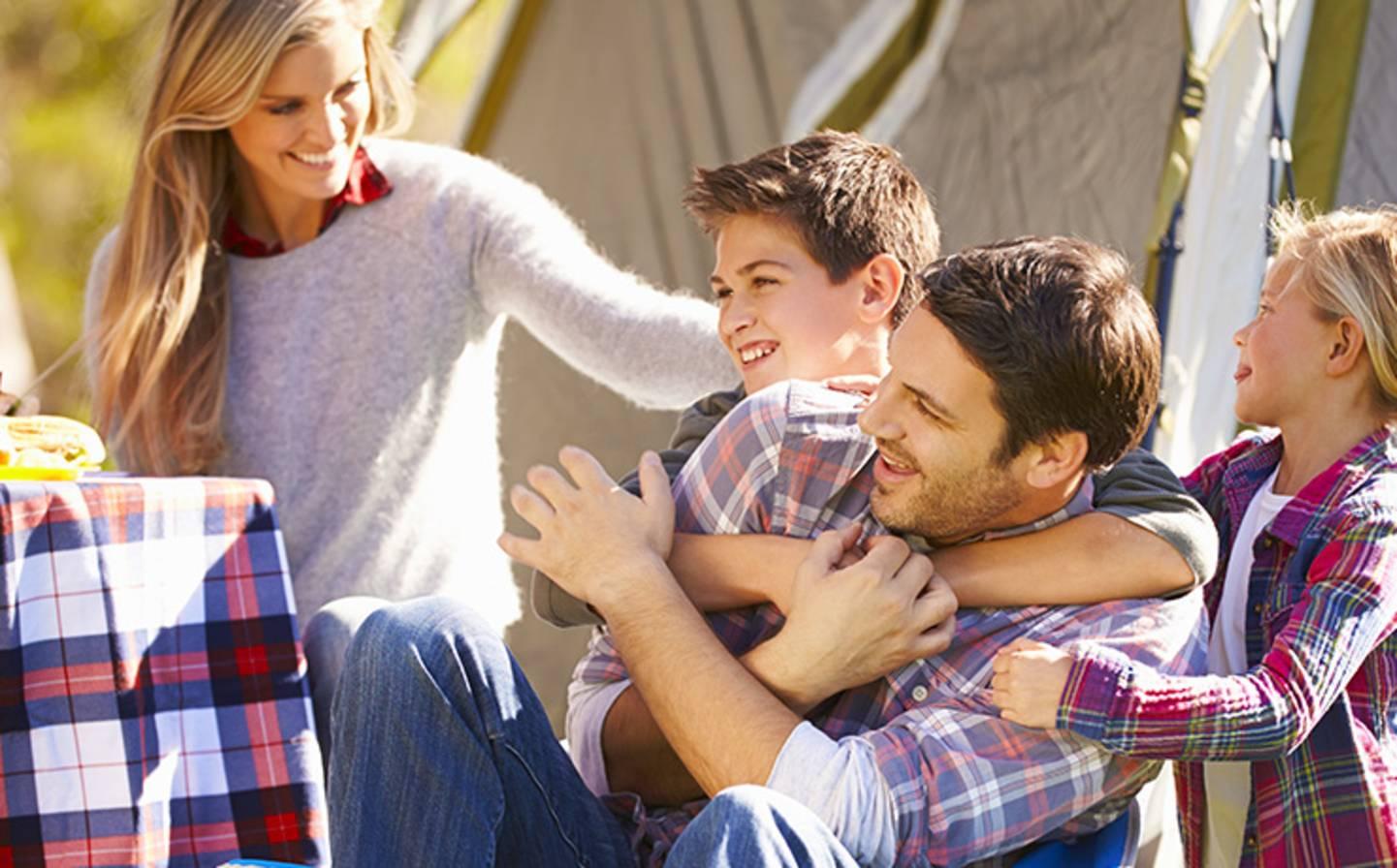 Camping Ausrüstung - für mehr Komfort beim Camping mit dem Caravan