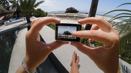 Intuitiver Touchscreen