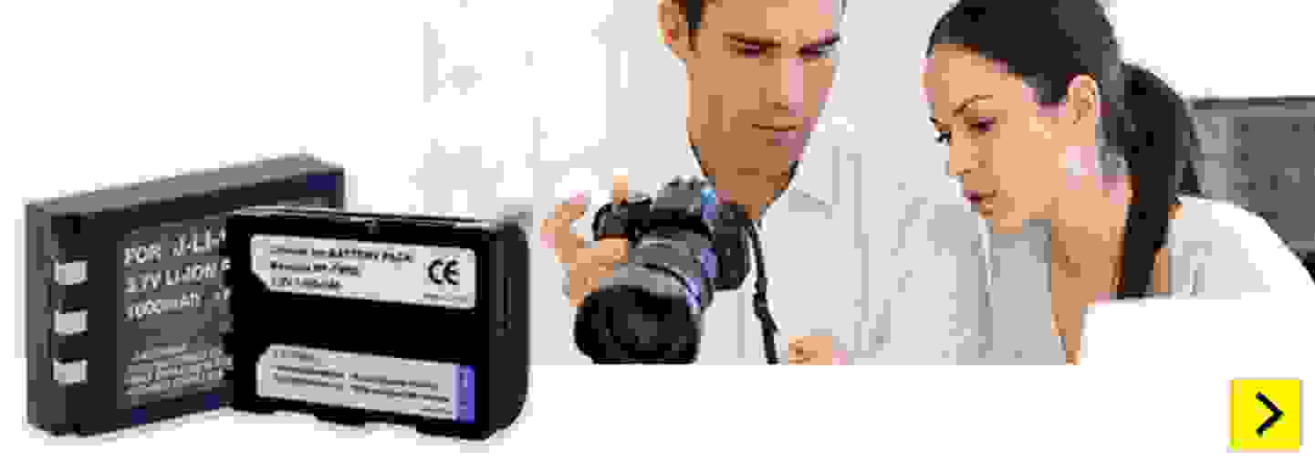 Conrad Energy - Accus pour appareil photo