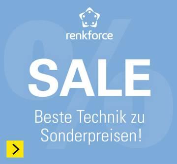 Renkforce SALE