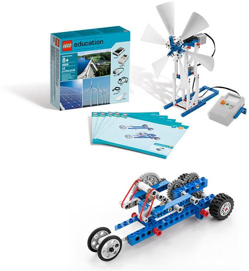 LEGO® Education – Sciences naturelles & technologie