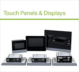 Touch Panels & Displays