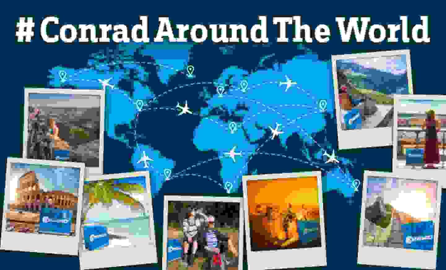 Conrad around the World