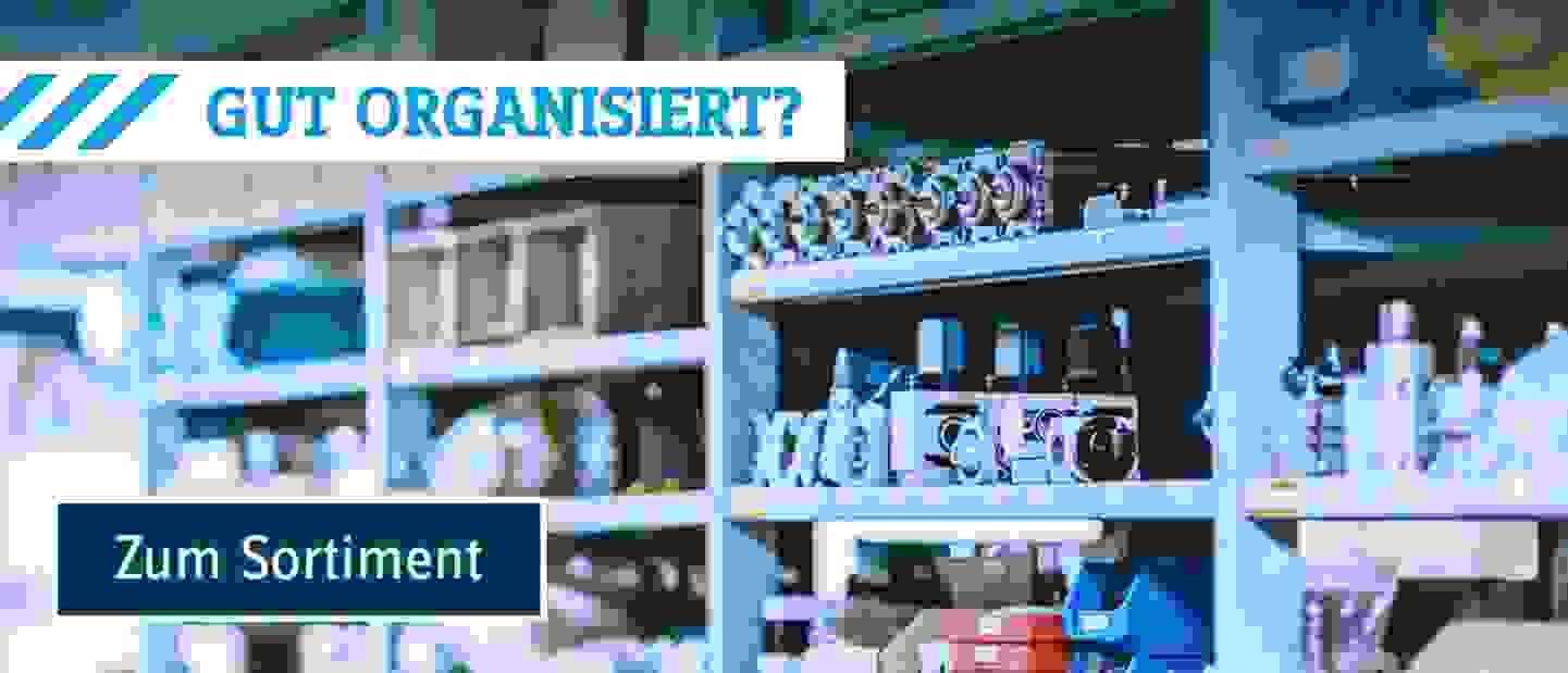 Gut organisiert? Unsere Produkte bringen Struktur in Ihren Alltag »