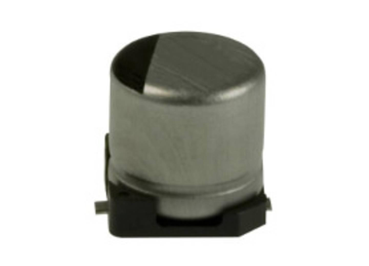 Aluminium elektrolytische condensator