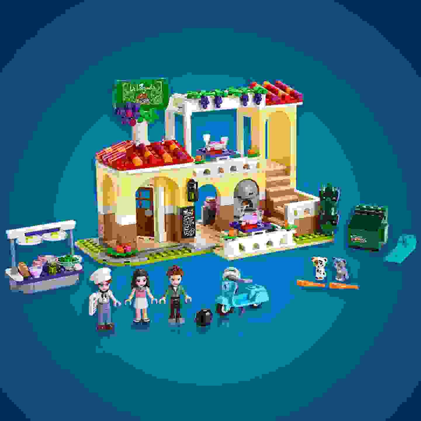 Lego - City Restaurant »
