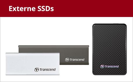 Externe SSDs