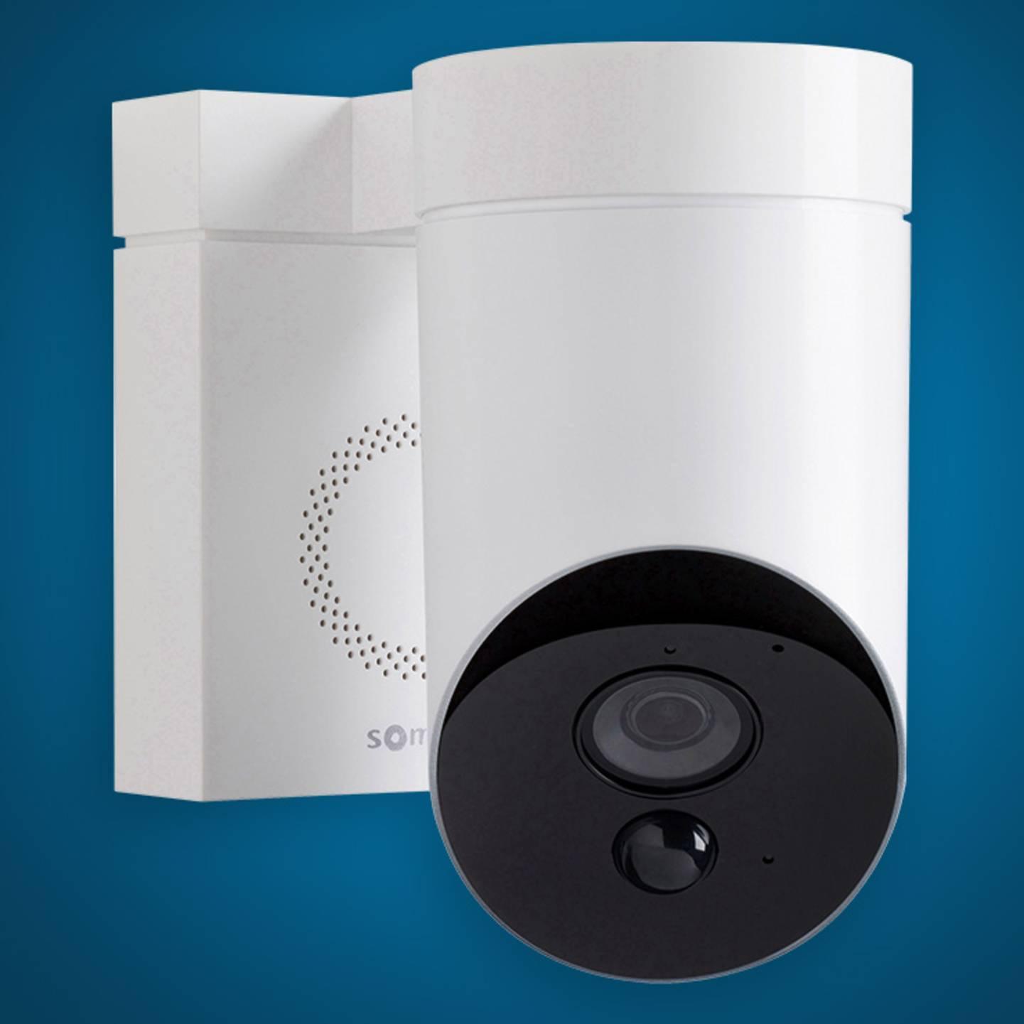 Somfy WLAN IP Überwachungskamera »