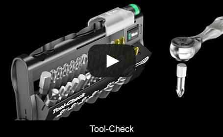Tool Check