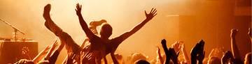 Die besten Festivals mit Conrad - Festival-Ausrüstung
