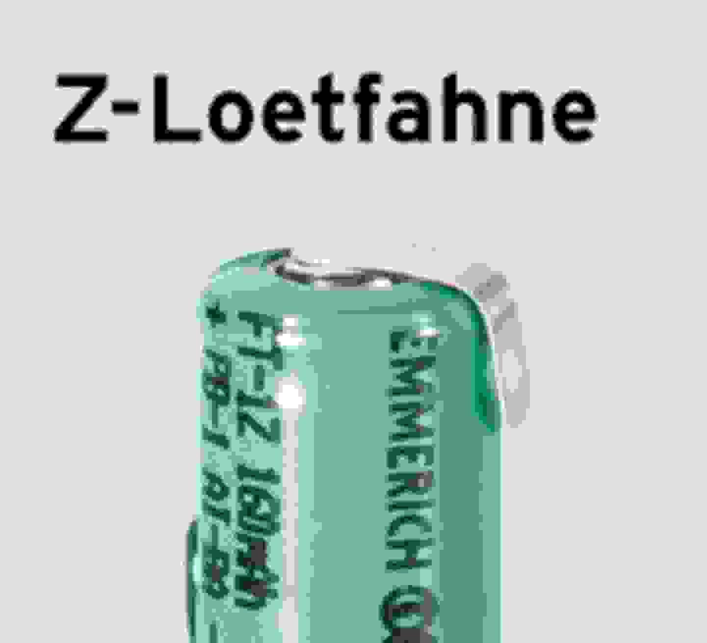 Emmerich Z-Lötfahne