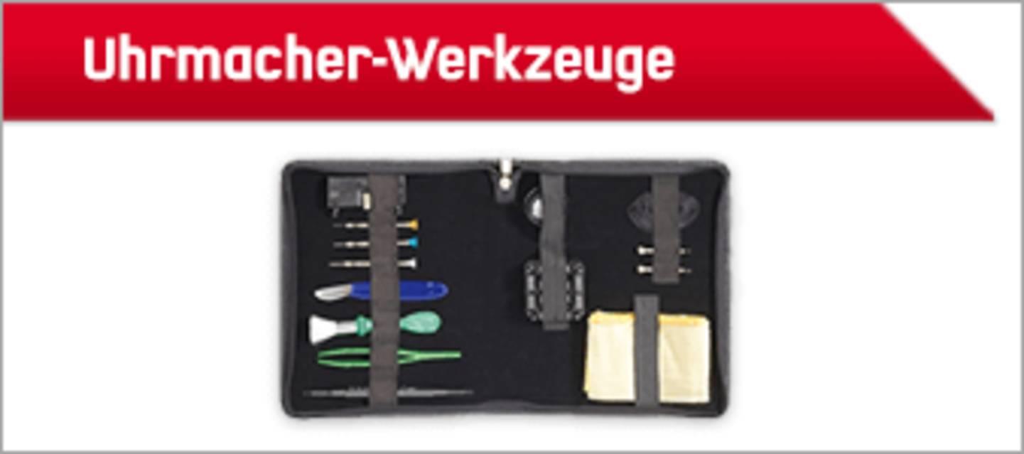 Uhrmacher-Werkzeuge