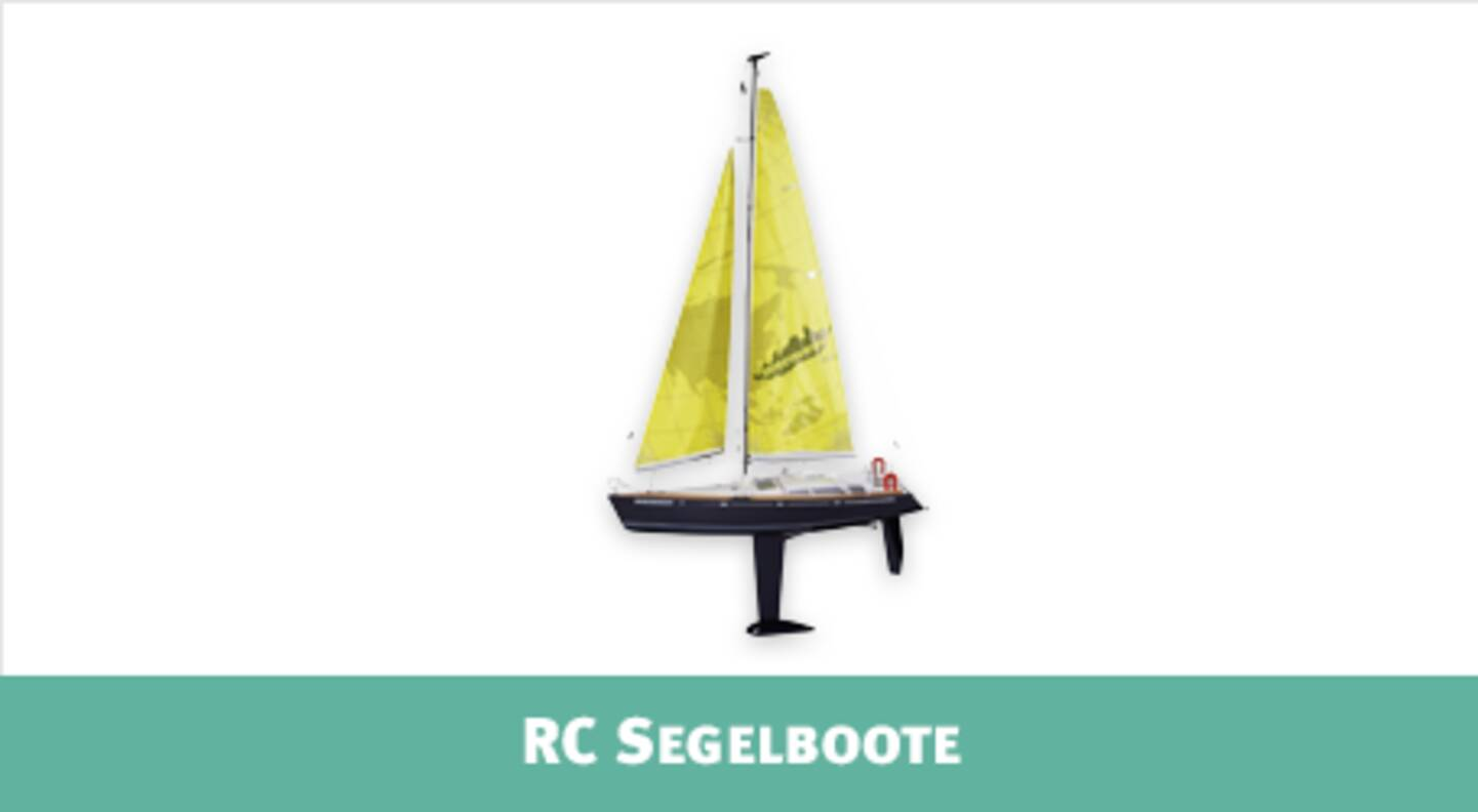 RC Segelboote