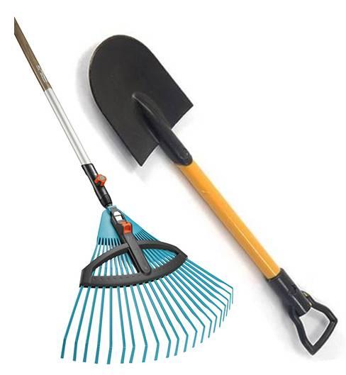Strassenbesen Fiskars QuikFit Besen Reinigung Werkzeug Zubehör Gartenarbeit