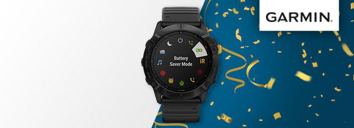 Garmin Fenix 6X Pro Smartwatch