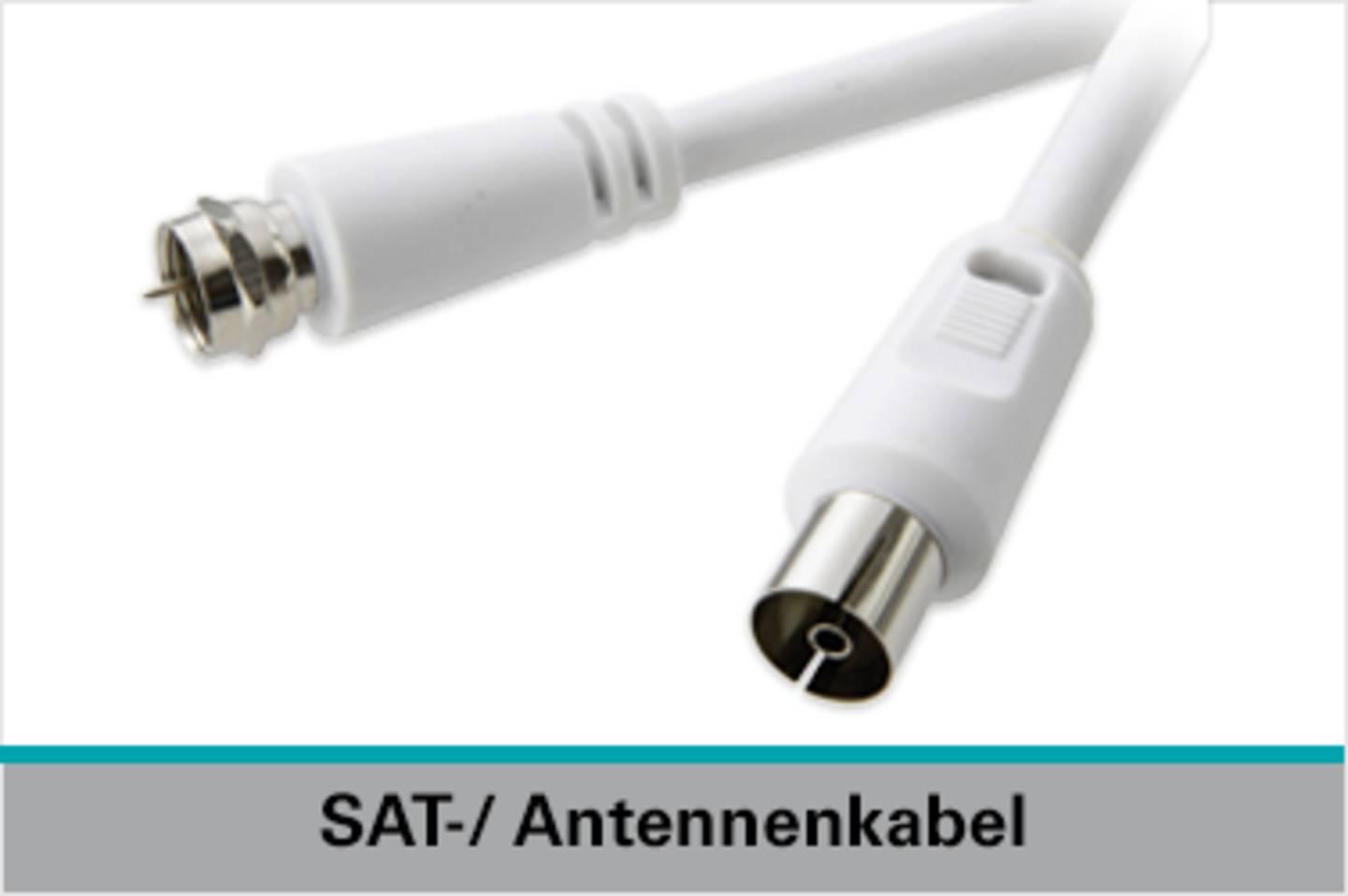 Speaka Professional SAT Antennenkabel