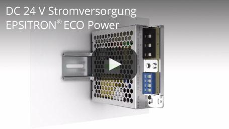 DC 24 V Stromversorgung EPSITRON ECO Power