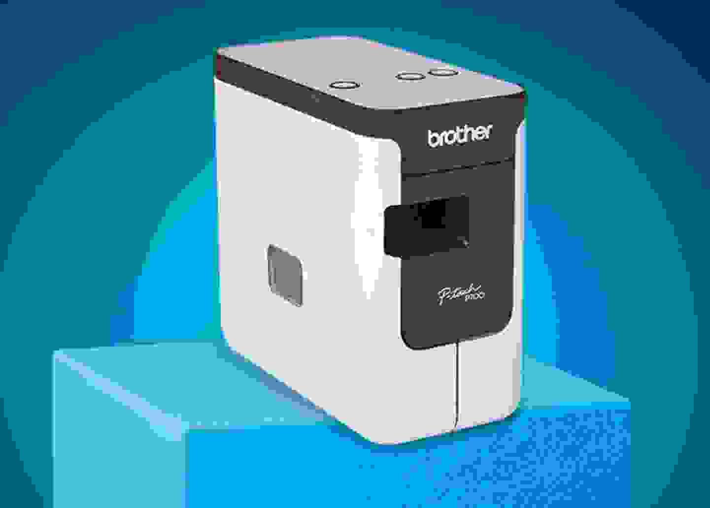 Brother - P-touch P700 Beschriftungsgerät »