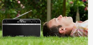Internet radios can be used anywhere