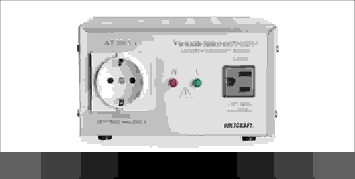 Voltcraft - Transformateurs amont