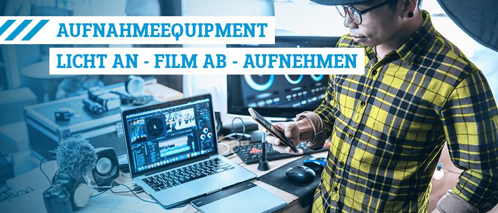 Equipment für Content Creator »