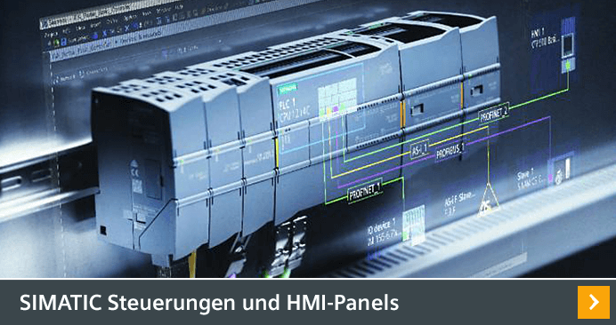 SIMATIC Steuerungen und HMI-Panels