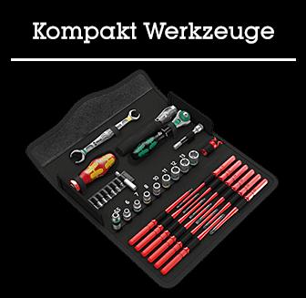 Kompakt Werkzeuge