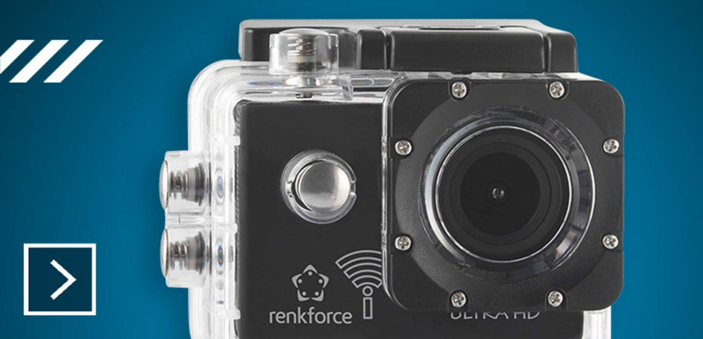 Das Sommer-Must-Have - Action Cam »