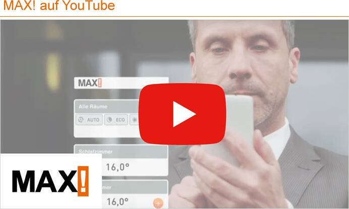 MAX! auf YouTube