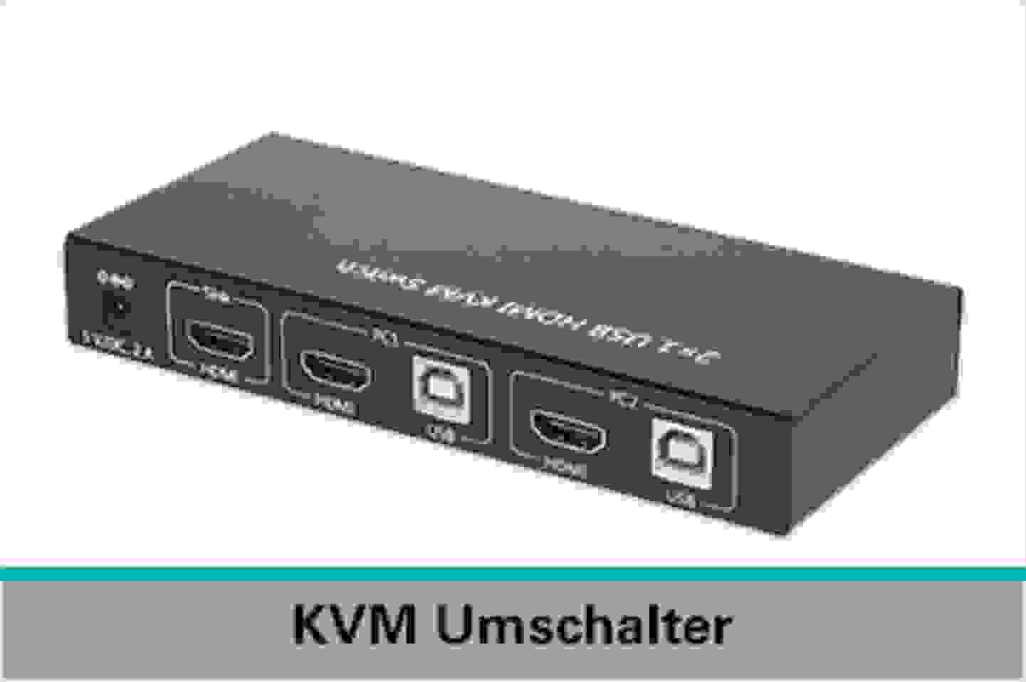 Speaka Professional KVM Switches