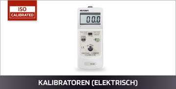 VOLTCRAFT Kalibratoren (Elektrisch) ISO kalibriert
