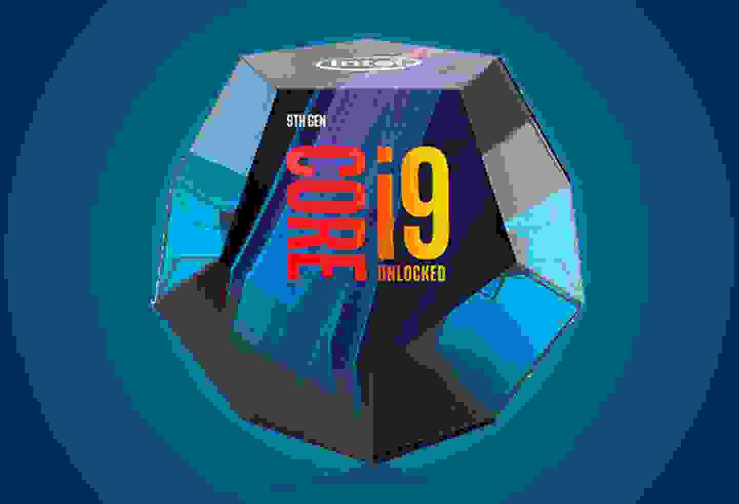 Intel - Core i9 Octa Core Prozessor (CPU) »