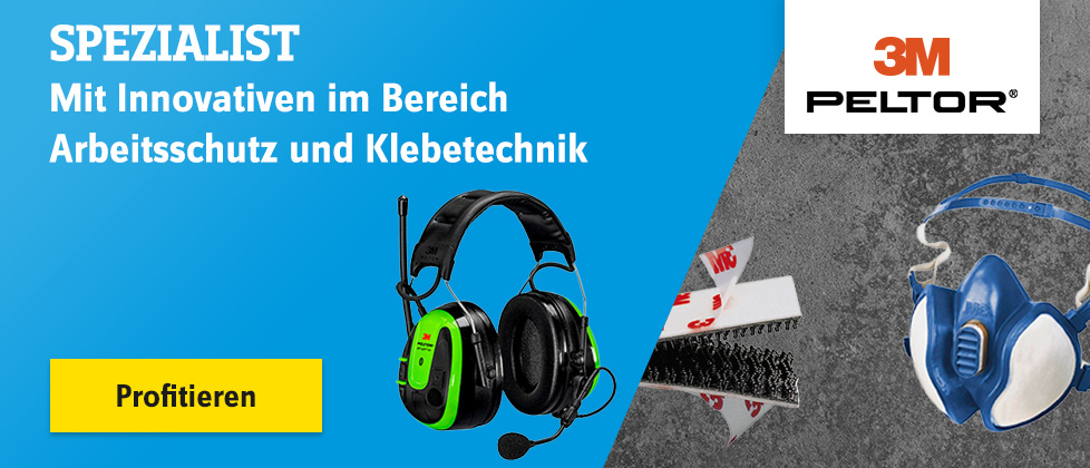 Assortment Expansion - Neue Technik und Brands »