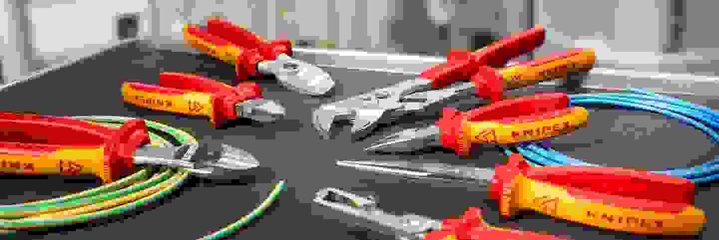Knipex – Isolierte Werkzeuge