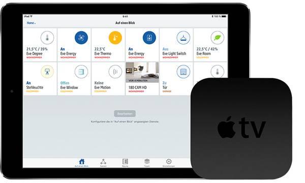 Automatisierung mit Apple Homekit