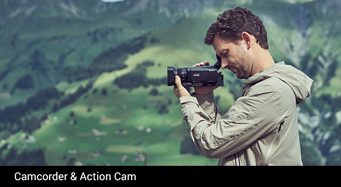 Sony Camcorder & Action Cam