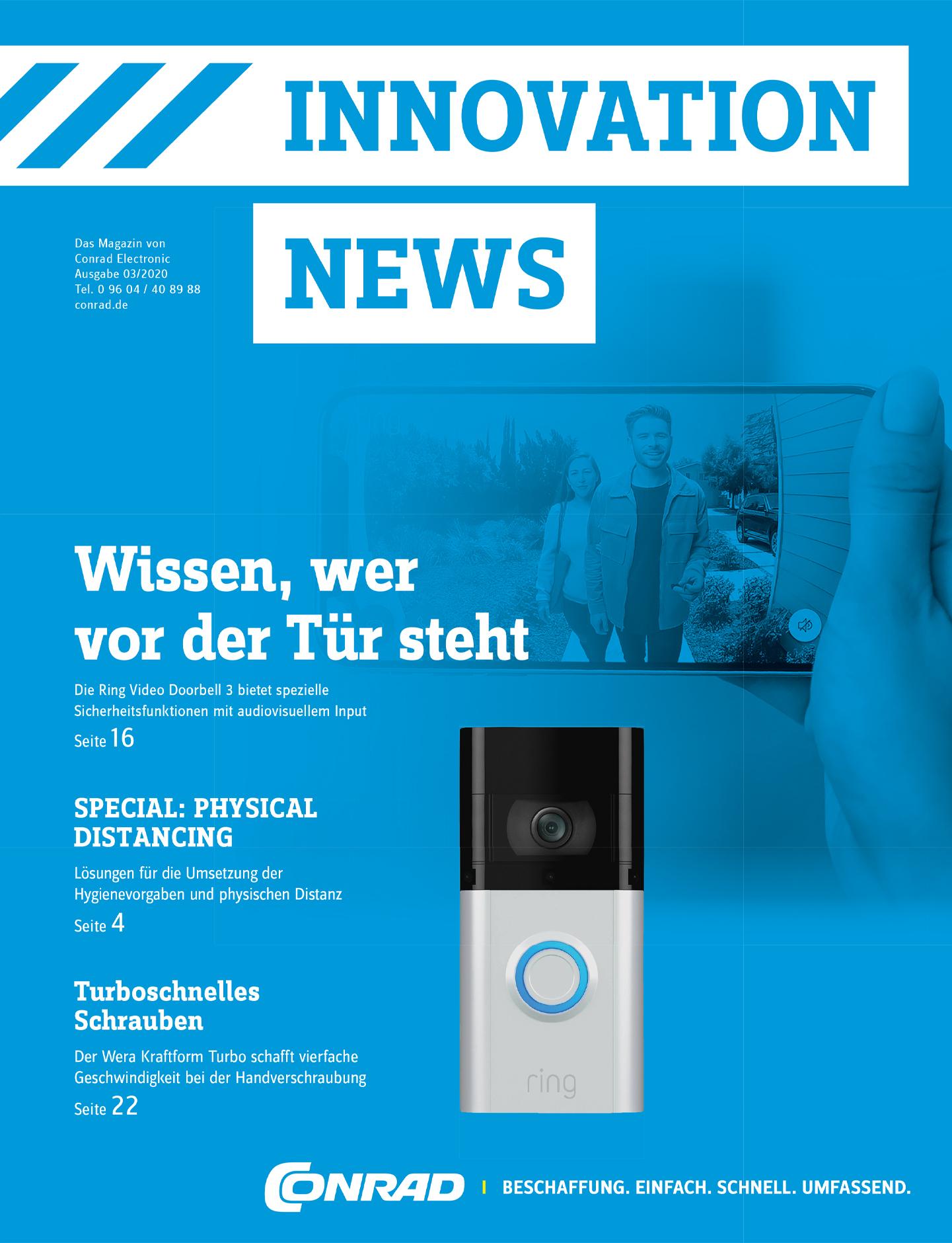 Innovation News Geschäftskunden