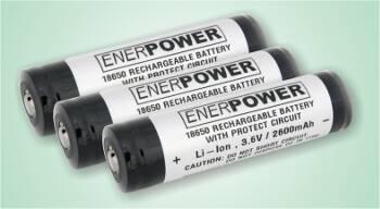 Litium ion batteri