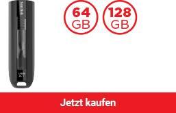 SanDisk Extreme® GO USB 3.1 Flash-Laufwerk