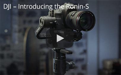 DJI - Introducing the Ronin-S