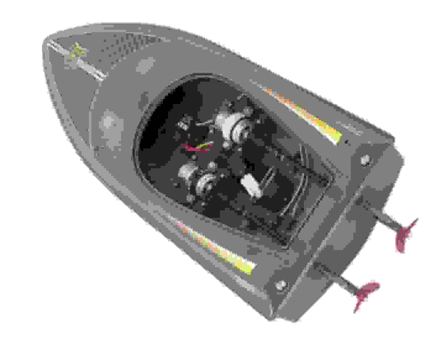 RC Boot Doppelantrieb